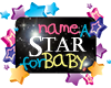 Name a Star for Baby