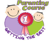 Parenting course 1 logo - Getting the Best