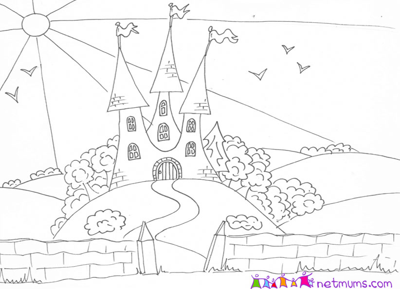 Pancake Day - Pictures to print and colour in - Netmums