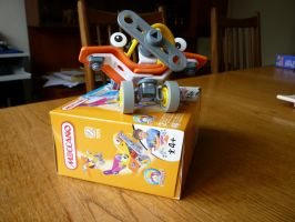 MECCANO BUILD AND  PLAY TOYS- PRICE REDUCED