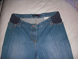 Next women's maternity Jeans size 10 regular
