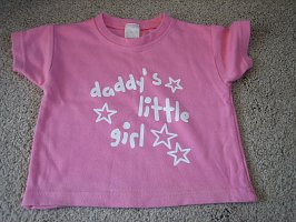 Girls Tshirt Age 9-12 months 