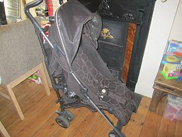 Silver Cross Pop Vogue Pushchair