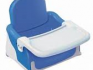 Lindam Blue Booster Seat with tray