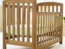 Mamas & Papas Oak Cot & Cot Top Changer